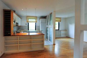 Eigentumswohnung Verkauf untere Etage Duplex Wohn-/Essbereich/Küche