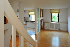 Eigentumswohnung Verkauf untere Etage Duplex