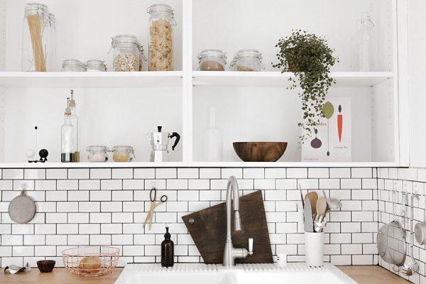Prinz Immobilien Staging Küche modern